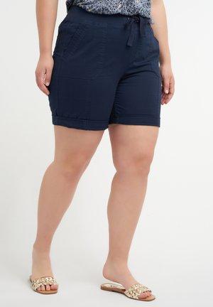 MET ELASTIEKE BAND - Shorts - navy blue