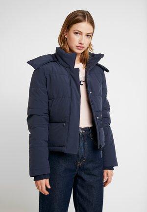 HERITAGE PADDED JACKET - Winter jacket - french navy
