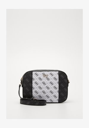 KAMRYN CROSSBODY TOP ZIP - Schoudertas - coal/multi