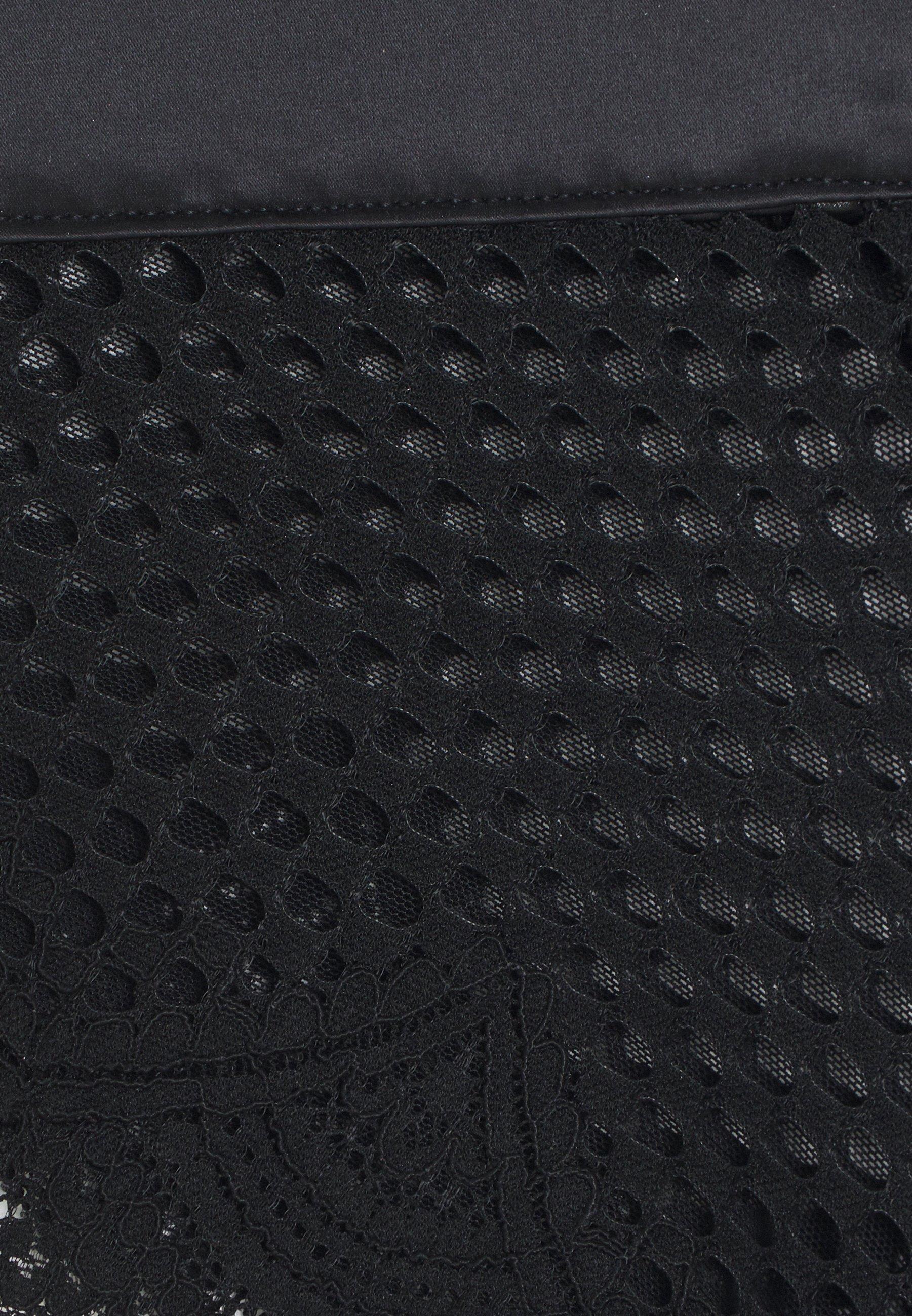 Hunkemöller Bonnie Brasilian - Underbukse Caviar/svart