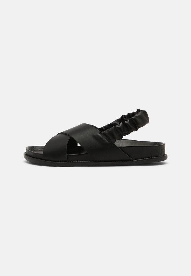 AKITO - Sandales - black