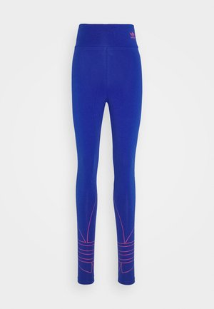 LOGO TIGHTS - Legíny - team royal blue