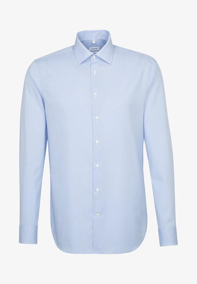 SLIM FIT - Koszula - light blue