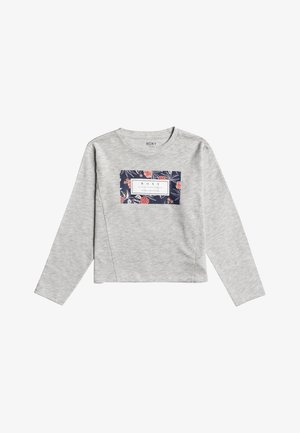 ABOUT YESTERDAY  - Long sleeved top - heritage heather