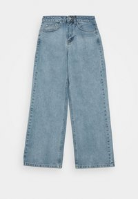 Grunt - WIDE LEG - Relaxed fit jeans - iris - 0