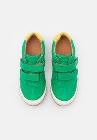 Bisgaard - JOHAN - Touch-strap shoes - green - 3
