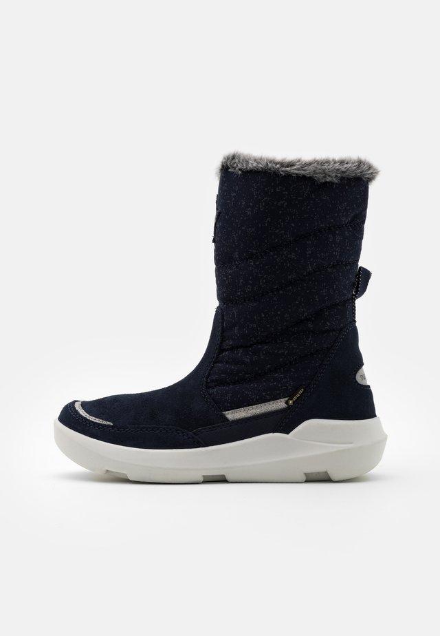 TWILIGHT - Zimní obuv - blau