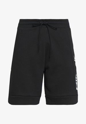 AIR - Pantalones deportivos - black/university red