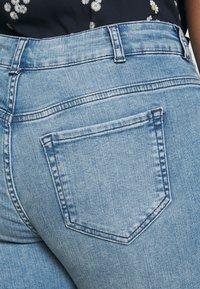 Zizzi - JCLARA EMILY JEANS - Jeans Skinny Fit - blue denim - 3