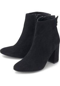 Belmondo - FASHION - High heeled ankle boots - schwarz - 2