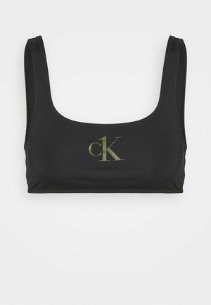 ONE BRALETTE - Bikini top - black