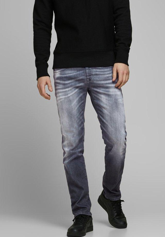 COMFORT FIT JEANS MIKE DUKE BL 924 L.I.D - Straight leg jeans - grey denim