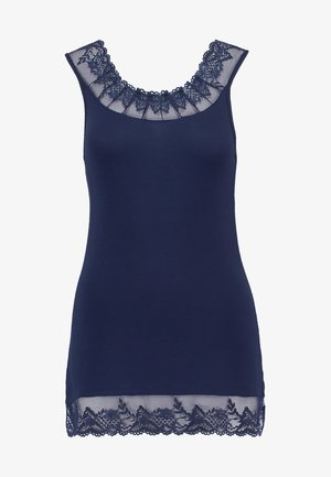 FLORENCE - Top - royal navy blue