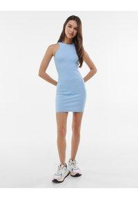 Bershka - Jumper dress - light blue - 1