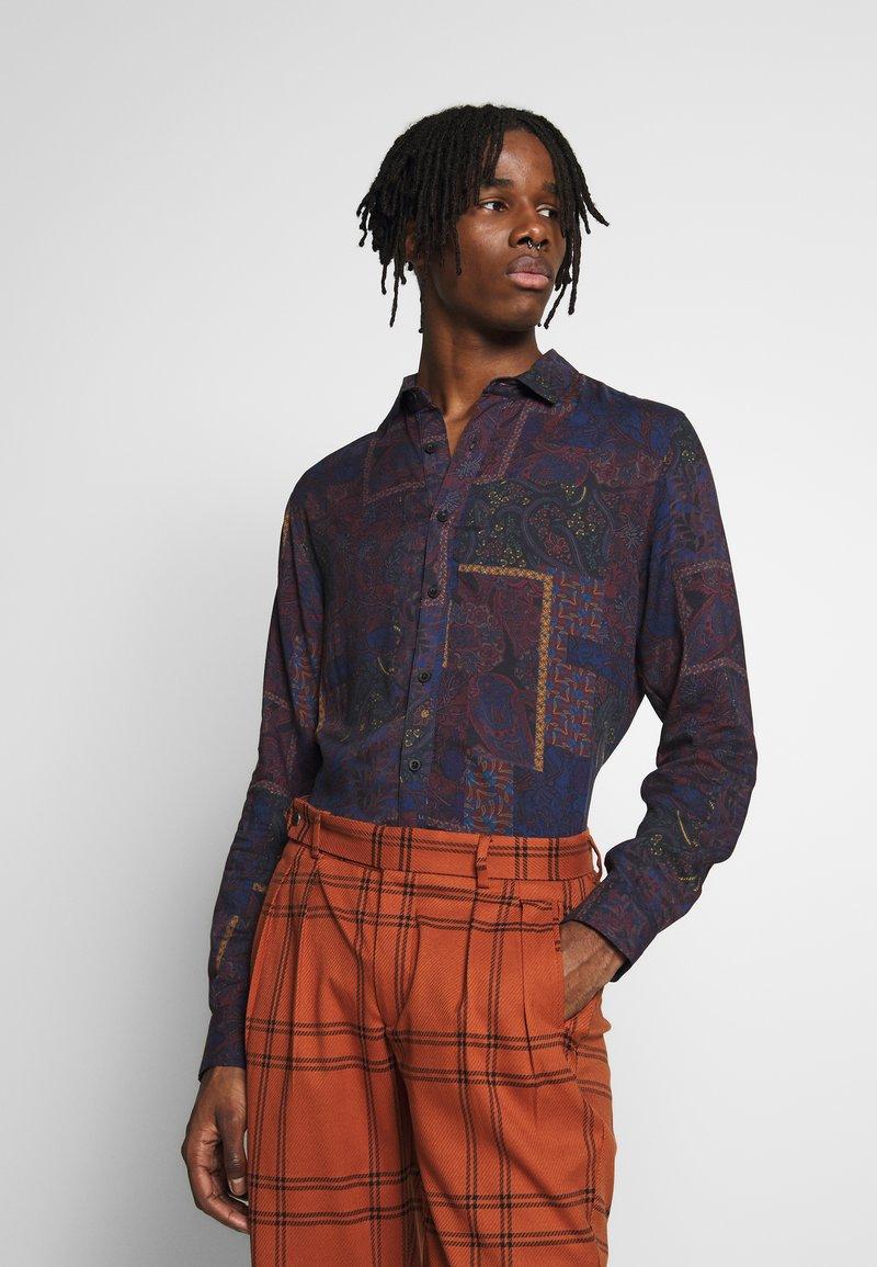 Topman - PAISLEY PATCHWORK - Camicia - multi-coloured