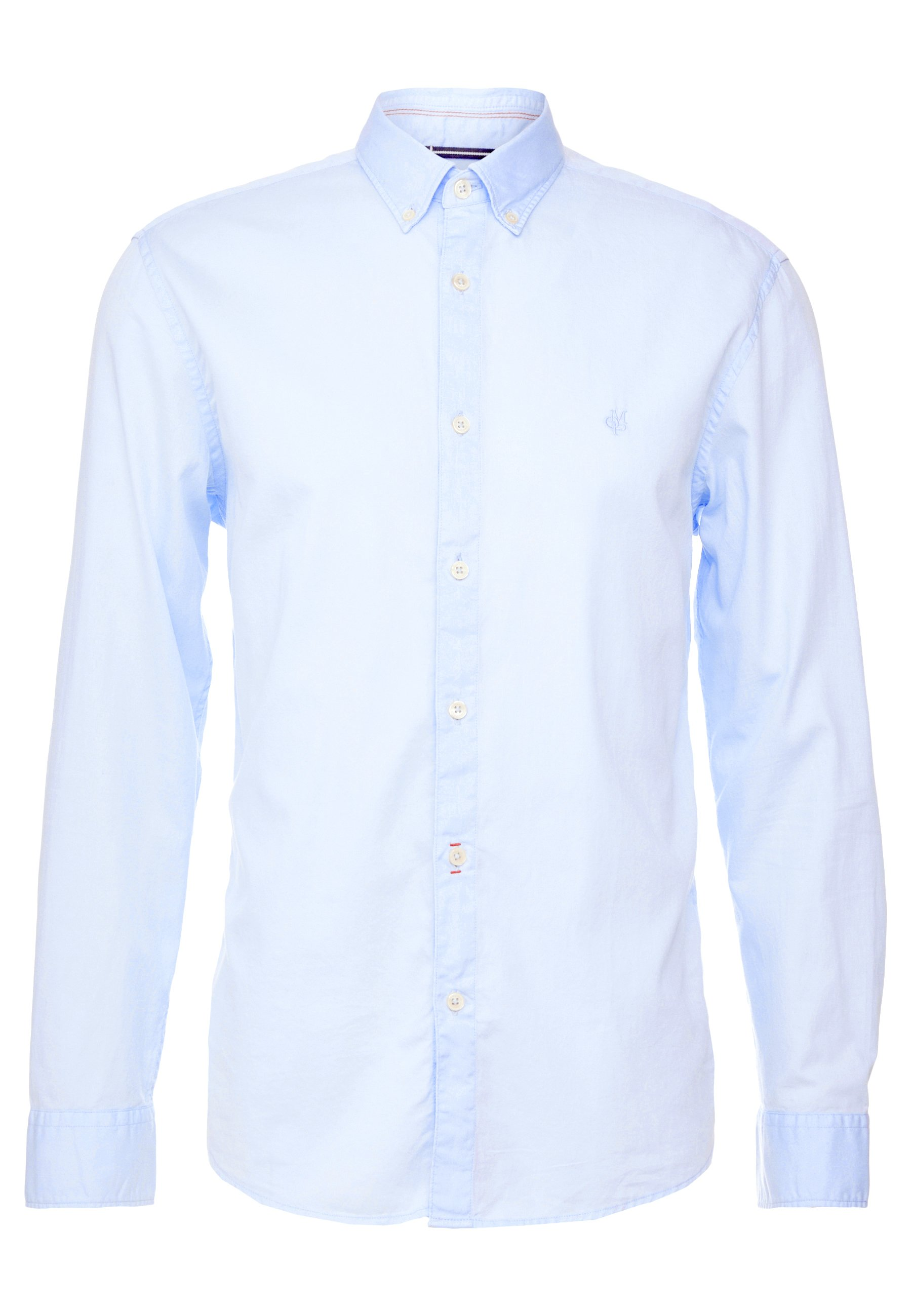 Marc O'Polo FINE BEDFORD GARMENT DYED - Chemise - airblue