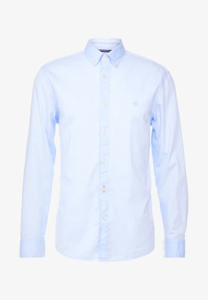 FINE BEDFORD GARMENT DYED - Hemd - airblue