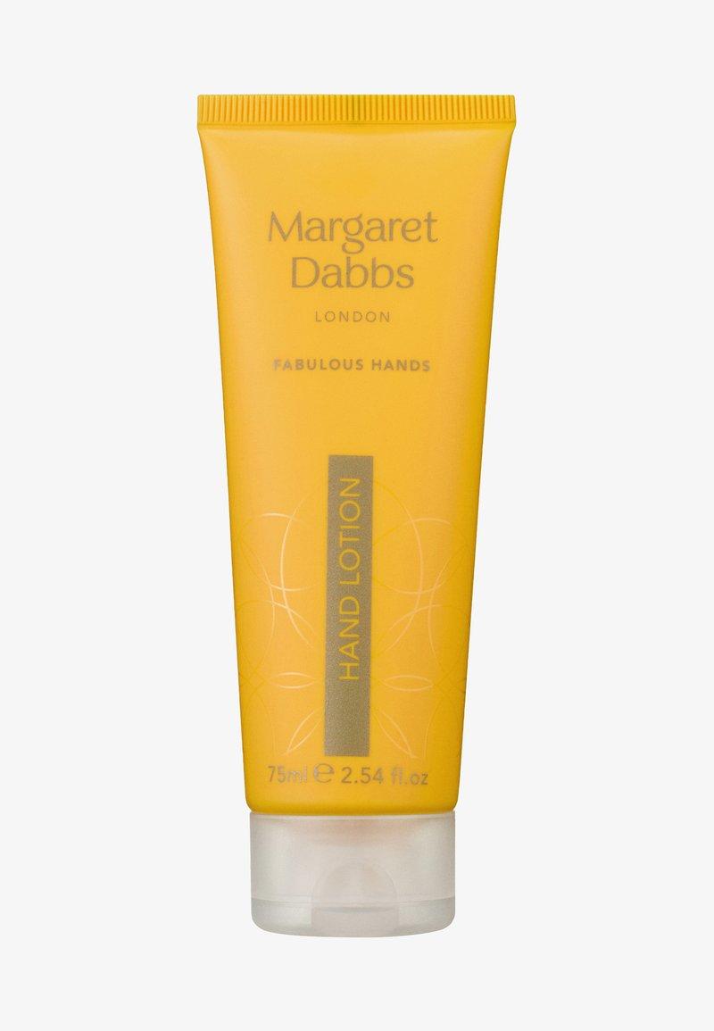Margaret Dabbs London - MARGARET DABBS INTENSIVE HYDRATING HAND LOTION - Crema mani - -