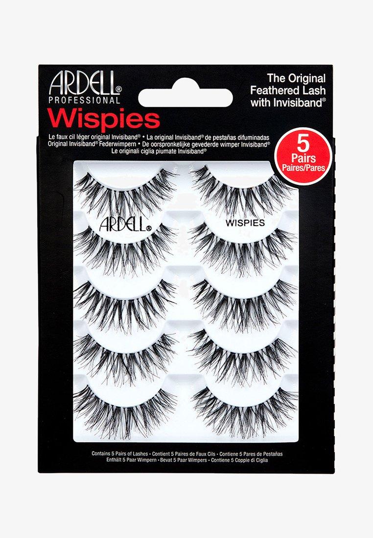 Ardell - MULTIPACK WISPIES - False eyelashes - -