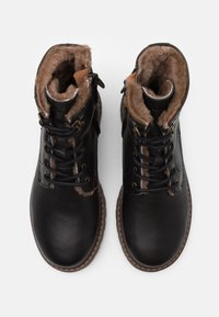 Bisgaard - MAIA - Lace-up ankle boots - black - 3