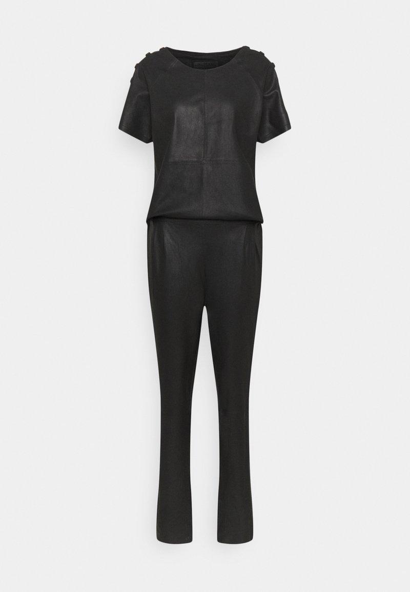 DEPECHE - Jumpsuit - black