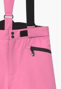 Color Kids - Spodnie narciarskie - fuchsia pink - 6