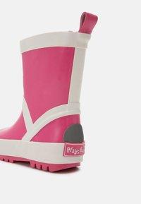 Playshoes - UNISEX - Kumisaappaat - pink - 4