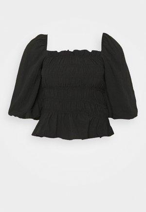 PCASDIA TOP - Blouse - black