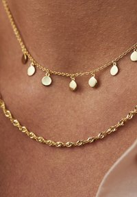 Selected Jewels - Necklace - gold - 1
