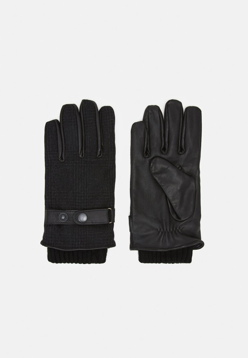 Jack & Jones - JACDAVID GLOVES - Gloves - grey
