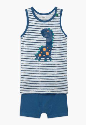DINO UNDERWEAR EXCLUSIVE - Pyjama set - blue
