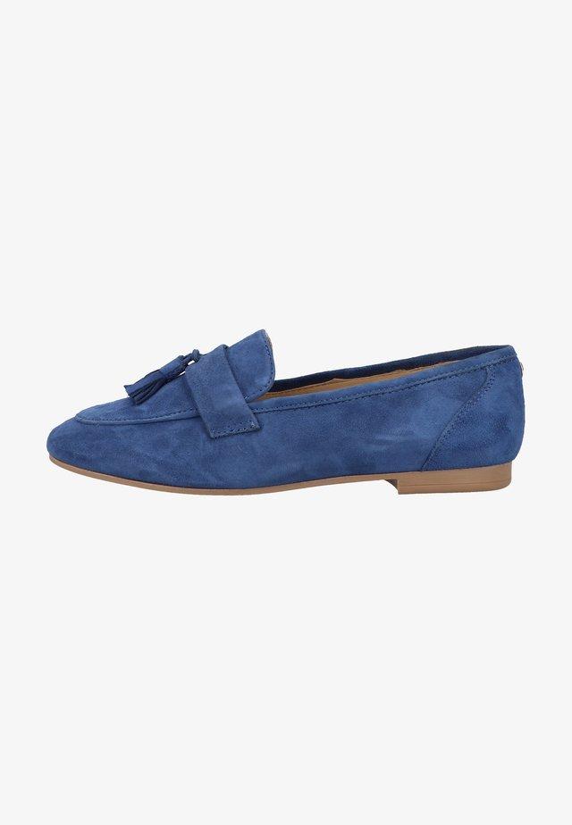 Buty żeglarskie - mittelblau