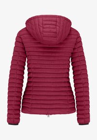 Frieda & Freddies - ALL-SEASON-STEPPJACKE FRIDAY V MIT TAILLIERTER PASSFORM - Down jacket - pink pepper - 1