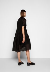 Victoria Victoria Beckham - EXAGERATED DRESS - Cocktail dress / Party dress - black - 2
