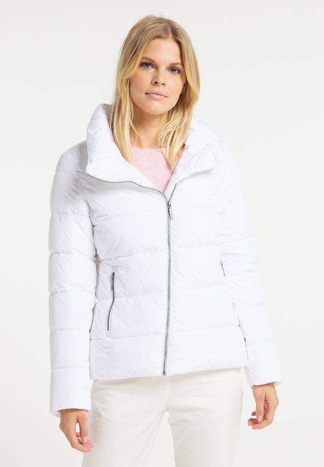 Zimní bunda - weiss