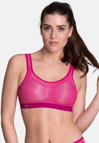 Anita - Sports bra - electric pink - 0