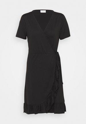 VILINDA DRESS - Day dress - black