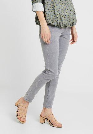 UNTERBAUCHBUND - Slim fit jeans - grey denim