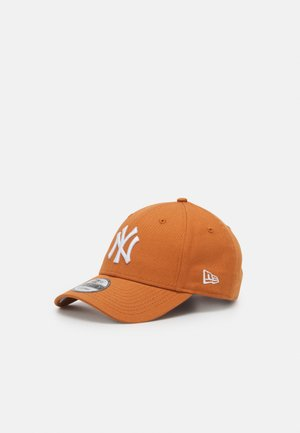 LEAGUE ESSENTIAL 9FORTY UNISEX - Cap - tofwhiorange