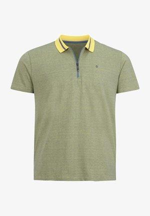 EARL CARANTEC - Poloshirt - gelb melange