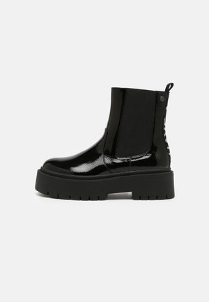 BECHAR - Classic ankle boots - black