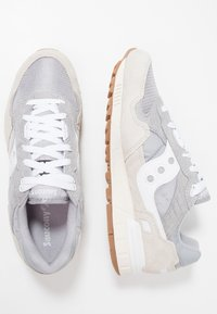 Saucony - SHADOW DUMMY - Sneaker low - grey/white - 1