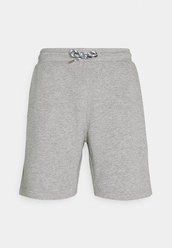 BRENNAN PLUS - Shorts - light grey
