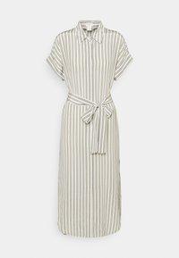 SIG SHIRT DRESS - Day dress - silver multi