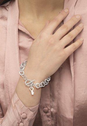 CLAVA  - Bransoletka - silver-coloured