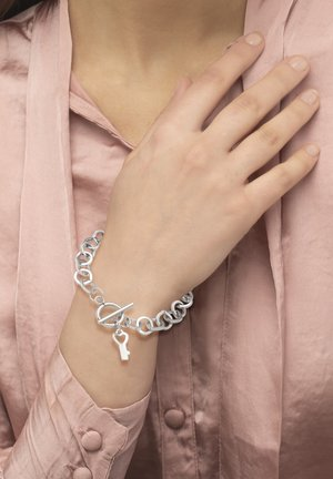 CLAVA  - Bracelet - silver-coloured