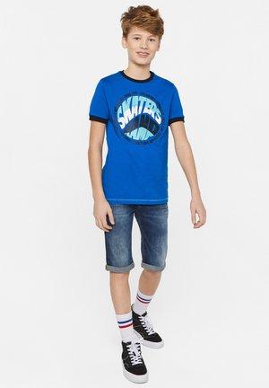 WE FASHION JONGENS 2-PACK T-SHIRT - Print T-shirt - multi-coloured