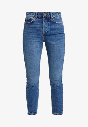 PCCARA - Jeans Skinny Fit - medium blue denim