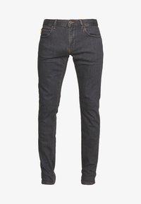 Slim fit jeans - denim grigio