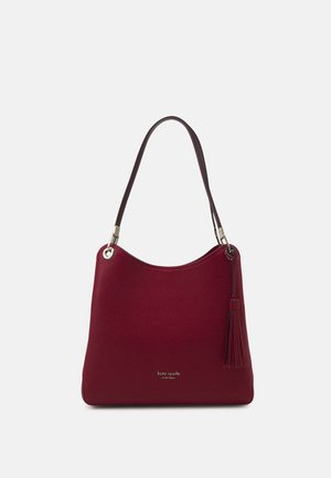 LARGE SHOULDER BAG - Kabelka - red currangt